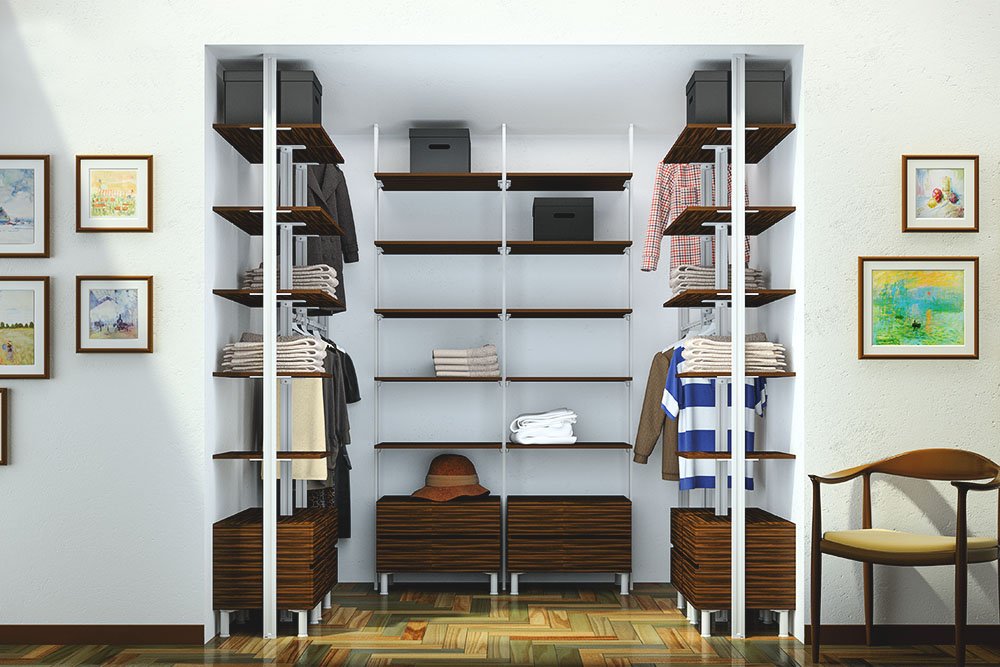 schrank alu regalsysteme h rtenberger m belwerkst tte. Black Bedroom Furniture Sets. Home Design Ideas